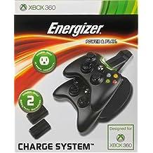 Energizer 2x Ladestation (inkl. 2 Akkus) - [Xbox 360]