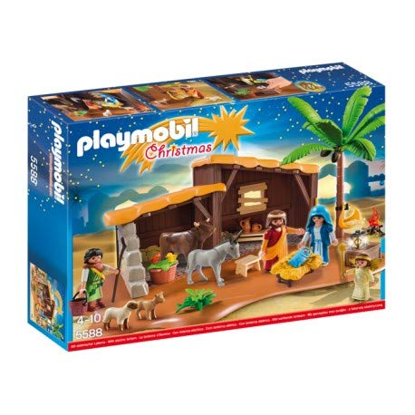 Promohobby Pack Nacimiento y Reyes Magos playmobil
