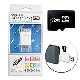iPad Mac i Flash Drive Adapter Stockage externe 32GB d'occasion  Livré partout en Belgique