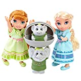 Best Disney Frozen Dolls - Disney Frozen Petite Surprise Trolls Gift Set Anna Review