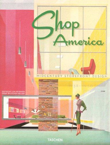 Shop America: Midcentury Storefront Design 1938-1950