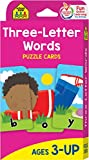 Three Letter Words: Puzzle Card