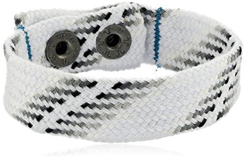 Bauer Skate Spitze Armband, Unisex, 1039412, weiß, S/M -