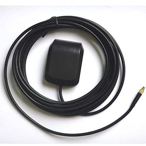 yihaoel MMCX GPS Antenne für tragbare GPS Navigation Delphi NAV200 (Delphi-gps)