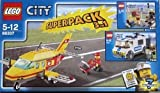 66307 LEGO CITY SUPERPACK 3in1:7732 +7245+8401