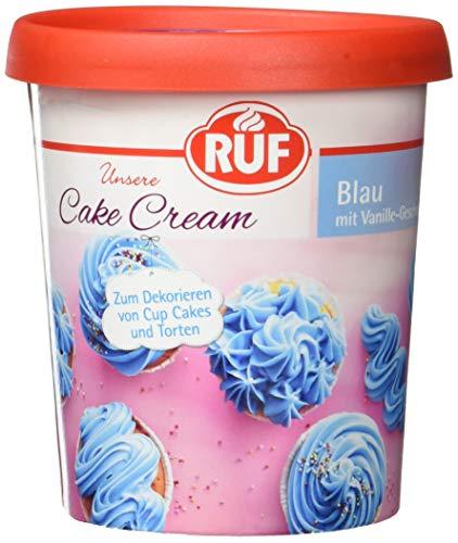 RUF Lebensmittelwerk Cake Cream Blau, 400 g
