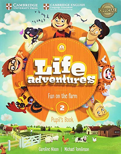 Life adventures level 2 pupil's book