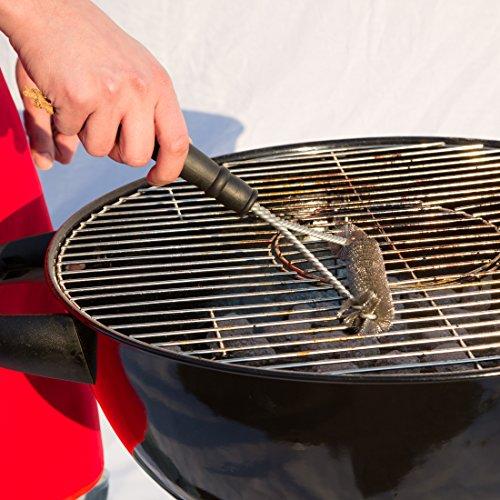 Zoom IMG-3 bruzzzler spazzola per grill con