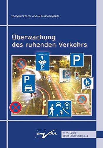 Überwachung des ruhenden Verkehrs: Stand: 01.09.2017