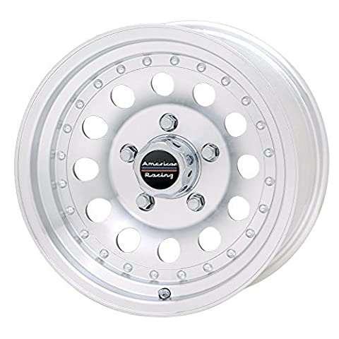 American Racing Custom Wheels AR62 Outlaw II Machined Wheel With Clearcoat (15x10/5x139.7mm, -38mm offset) by American