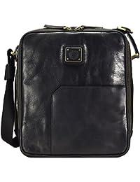 bugatti Tocco sac bandoulière cuir 28 cm