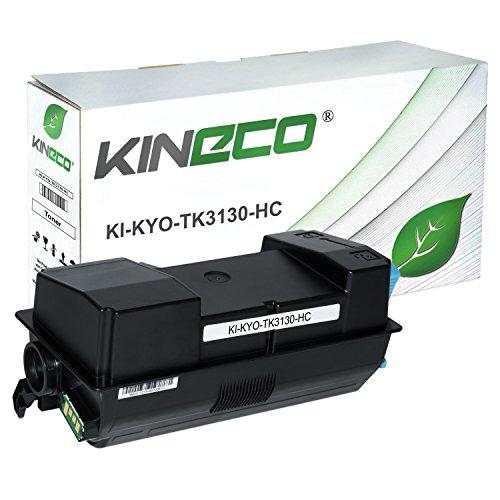 Preisvergleich Produktbild Toner kompatibel zu Kyocera TK3130 ECOSYS M-3550 3560 IDN FS-4200 4300 DN - 1T02LV0NL0 - Schwarz 25.000 Seiten