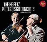 Heifetz/Piatigorsky Concerti E Registrazioni Rca [21 CD]