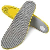 AzuNaisi Unisex Schuheinlagen, Orthesen Einlagen, Memory Schaum Einlegesohlen eine ausgezeichnete Stoßdämpfung... preisvergleich bei billige-tabletten.eu