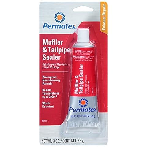 Permatex 4.5 Oz Muffler & Tailpipe Sealer 80335