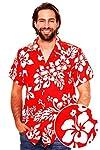Ofertas Amazon para Funky Camisa Hawaiana XS-6XL...