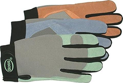 Boss Boss Handschuhe Damen Garde Split-Leder-Handschuh 790