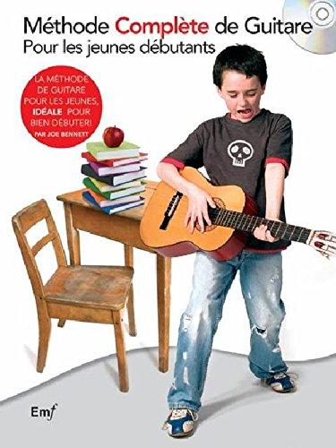 Methode Complete de Guitare pour les Jeunes Dbutants +CD
