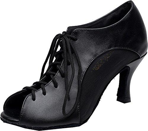 CFP , Chaussons de danse pour femme Noir