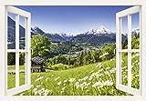 Artland Qualitätsbilder I Wandtattoo Wandsticker
