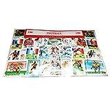 My London Souvenirs Weltweit Fußball/Sport, Briefmarkensammlung, Souvenir, 100verschiedene - Best Reviews Guide