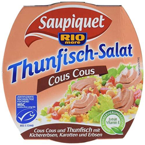 Saupiquet Thunfisch Salat, Couscous, 160 g