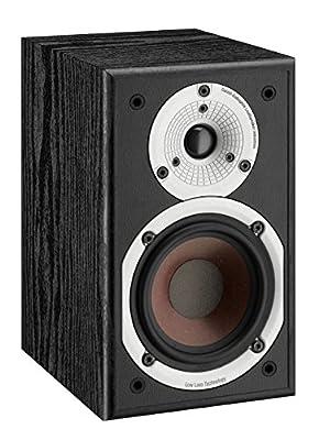 Dali Spektor 1 100W Noir Haut-Parleur - Hauts-parleurs (2-Voies, avec Fil, 100 W, 59-26000 Hz, 6 Ohm, Noir) de Dali