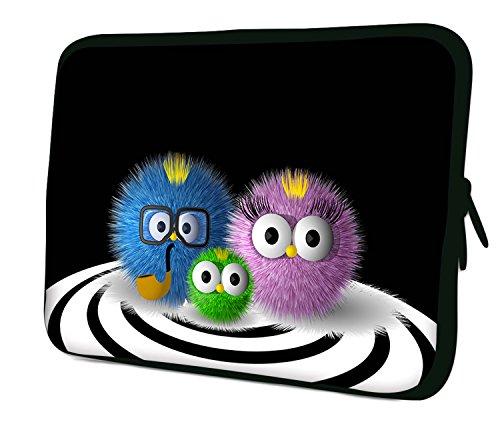 7.9Design ipad Mini/iPad Mini 2/iPad Mini 3Custodia morbida Borsa Pelle. Vestibilità perfetta. Diversi modelli disponibili. (parte 1di 3) Fluffy Family