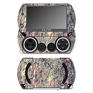 Disagu SF-14232_1055 Design Folie für Sony PSP Go – Motiv Holz No.9 transparent