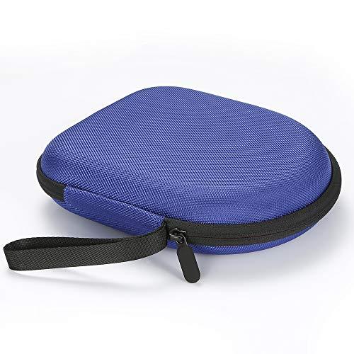 Étui Rigide pour Casque d'écoute sans Fil Bluetooth JBL T450BT / JBL T500BT Over Ear, Sac de Transport et de Protection de Voyage - Bleu