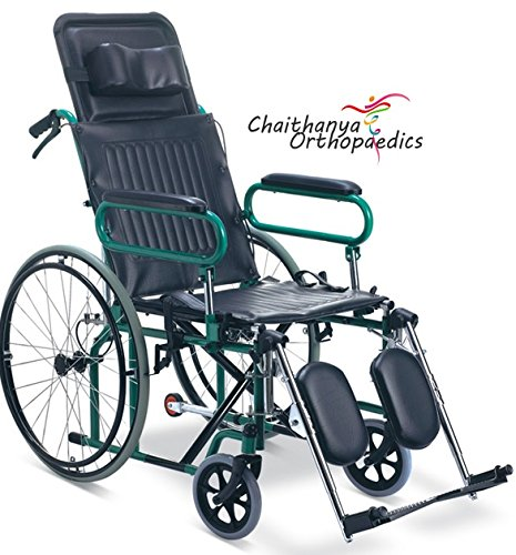 FC Premium Imported Wheel Chair- Reclining