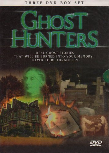 Ghost Hunters [DVD]