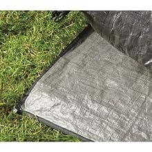 Outwell Broadlands 5A Footprint, grigio