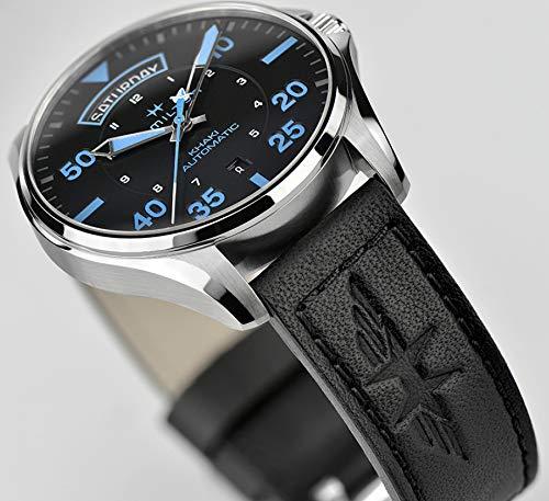 Hamilton Khaki Pilot Auto Air Zermatt Special Edition H64625731 Reloj Automático