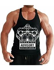 Gym Range - Camiseta de tirantes - para hombre
