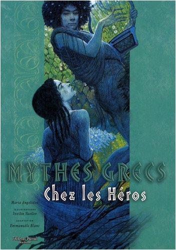 Les Mythes Grecs chez les heros