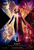 Affiche Cinéma Originale Grand Format - X-Men : Dark Phoenix (format 120 x 160 cm pliée) Année 2019