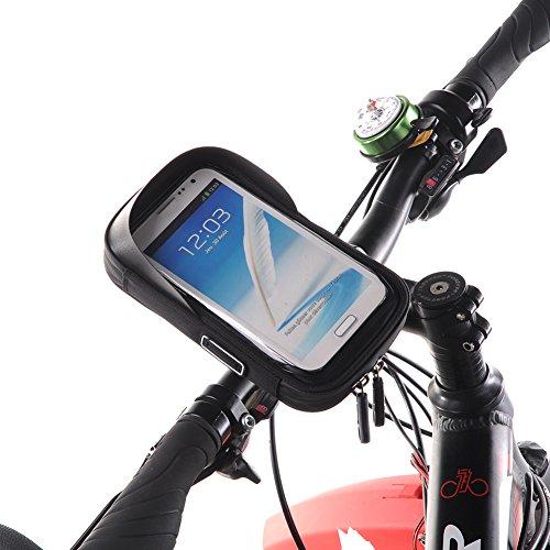 Fastar Fahrrad Phone Bag Regendicht Touchscreen Handy Halter Fahrrad MTB Rahmen, Pouch Bag Handy Halterung Tasche