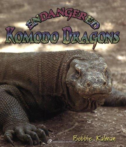 Free eBooks English Endangered Komodo Dragons (Earth's Endangered Animals)