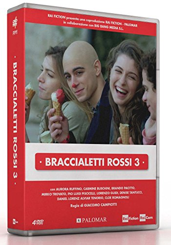 Braccialetti Rossi - Stagione 03 (4 Dvd+Gadget)