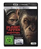 Planet der Affen: Survival (4K Ultra HD) [Blu-ray]