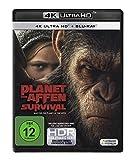 Planet der Affen: Survival (4K Ultra HD) [Blu-ray] -
