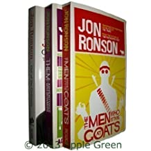Jon Ronson books: 3 books (Them - Adventures With Extremists / The Men Who Stare At Goats / Out of the Ordinary rrp £24.98)