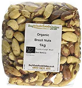 Buy Whole Foods Organic Brazil Nuts 1 Kg