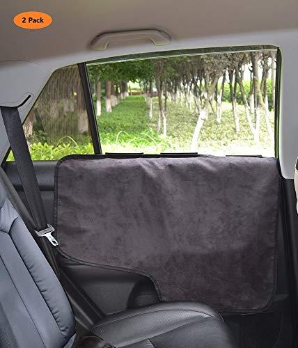 Pettom Auto Felpudos 2 Felpudos Las Puertas Traseras