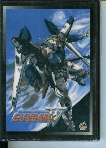 Complete Japanese Anime Series Mobile Suit Gundam Wing Eps 1- 49 DVD