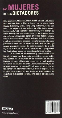Las mujeres de los dictadores (Punto de mira) leer libros online gratis en español