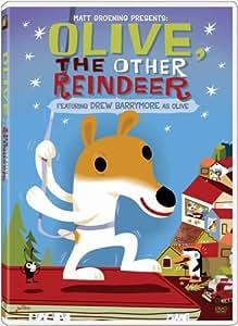 Olive the Other Reindeer [DVD] [1997] [Region 1] [US Import] [NTSC]