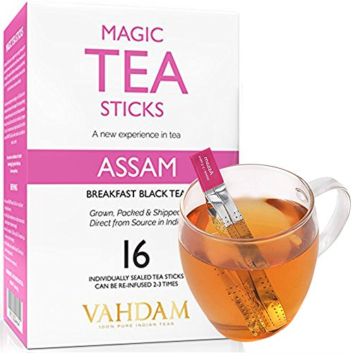 assam-breakfast-tea-magic-tea-sticks-loose-leaf-tea-bag-16-tea-sticks-can-be-re-infused-2-3-times-a-