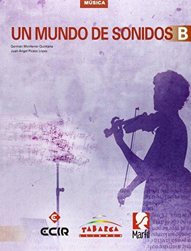 Un Mundo De Sonidos B - 9788480253437 por Germán Monferrer Quintana